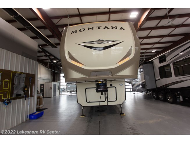 2019 Keystone Montana 3931FB - New Fifth Wheel For Sale by Lakeshore RV Center in Muskegon, Michigan