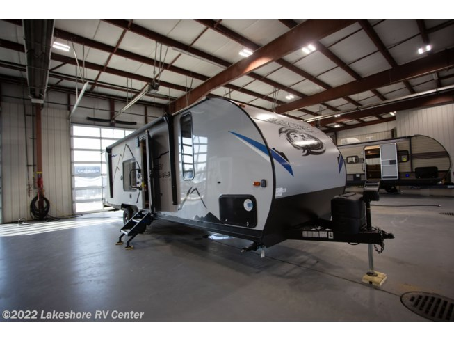 New 2019 Forest River Grey Wolf 26RR available in Muskegon, Michigan