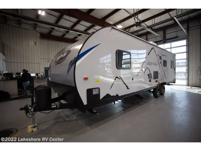 2019 Grey Wolf 26RR by Forest River from Lakeshore RV Center in Muskegon, Michigan