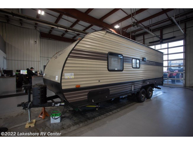 2020 Wildwood X-Lite 19DBXL by Forest River from Lakeshore RV Center in Muskegon, Michigan