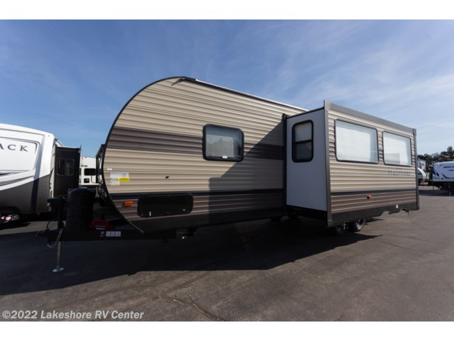 2020 Wildwood 26DBUD by Forest River from Lakeshore RV Center in Muskegon, Michigan