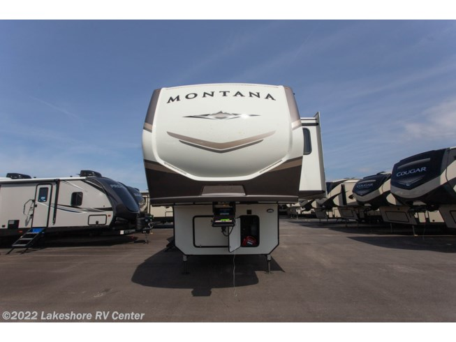 2020 Keystone Montana 3121RL - New Fifth Wheel For Sale by Lakeshore RV Center in Muskegon, Michigan