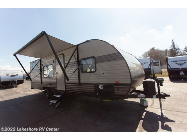 New 2020 Forest River Wildwood X-Lite 261BHXL available in Muskegon, Michigan