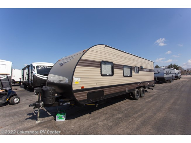 2020 Wildwood X-Lite 261BHXL by Forest River from Lakeshore RV Center in Muskegon, Michigan