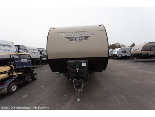 2020 Forest River Wildwood 26DBUD - New Travel Trailer For Sale by Lakeshore RV Center in Muskegon, Michigan