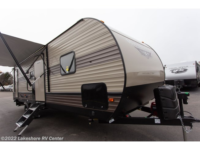 New 2020 Forest River Wildwood 26DBUD available in Muskegon, Michigan