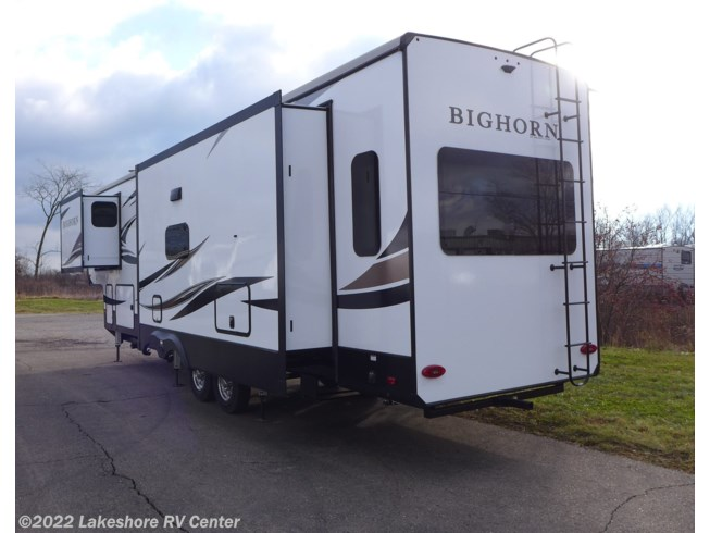 2020 Bighorn 3300DL by Heartland from Lakeshore RV Center in Muskegon, Michigan