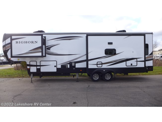 2020 Heartland Bighorn 3300DL - New Fifth Wheel For Sale by Lakeshore RV Center in Muskegon, Michigan