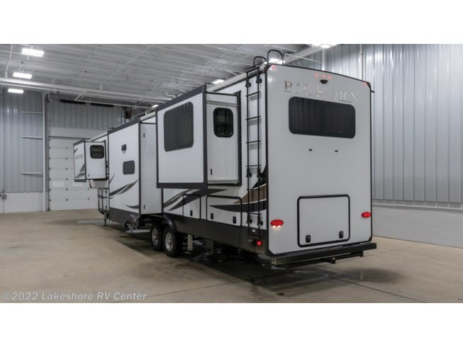 2020 Bighorn 3985RRD by Heartland from Lakeshore RV Center in Muskegon, Michigan