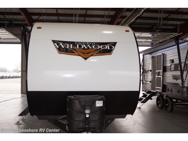 2021 Forest River Wildwood 31KQBTS - New Travel Trailer For Sale by Lakeshore RV Center in Muskegon, Michigan