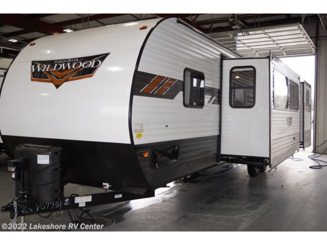 2021 Wildwood 31KQBTS by Forest River from Lakeshore RV Center in Muskegon, Michigan