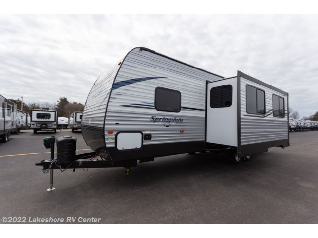 2019 Springdale 280BH by Keystone from Lakeshore RV Center in Muskegon, Michigan