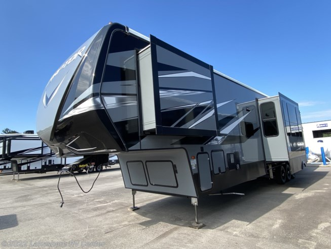 2021 Raptor 429 by Keystone from Lakeshore RV Center in Muskegon, Michigan
