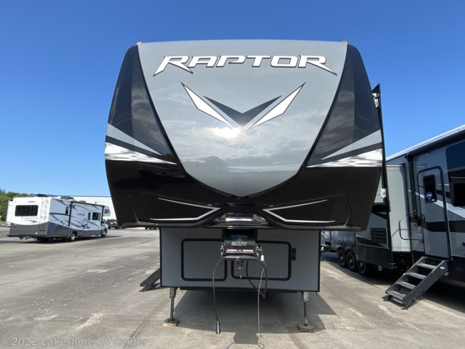 2021 Keystone Raptor 429 - New Toy Hauler For Sale by Lakeshore RV Center in Muskegon, Michigan