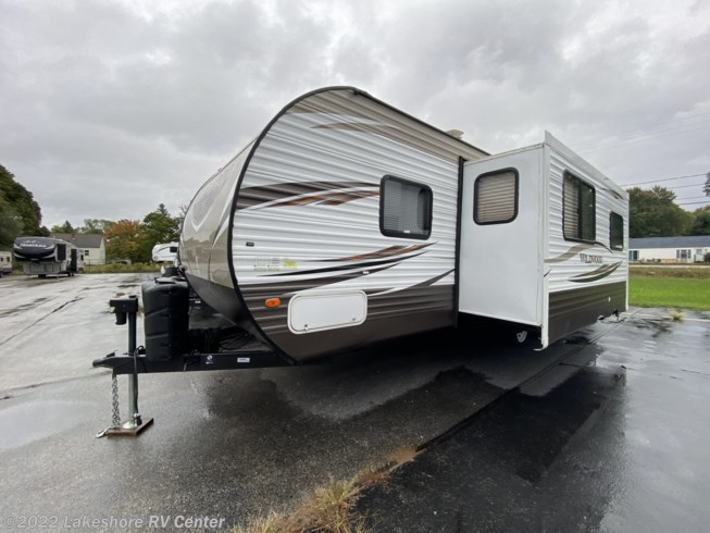 2017 Wildwood 27DBK by Forest River from Lakeshore RV Center in Muskegon, Michigan