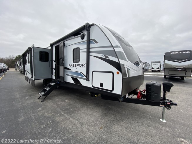 New 2021 Keystone Passport GT Series 2870RL available in Muskegon, Michigan