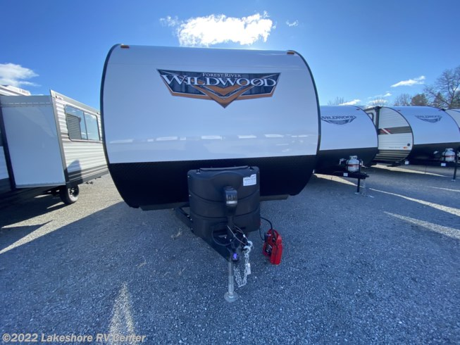 2021 Forest River Wildwood 22RBS - New Travel Trailer For Sale by Lakeshore RV Center in Muskegon, Michigan