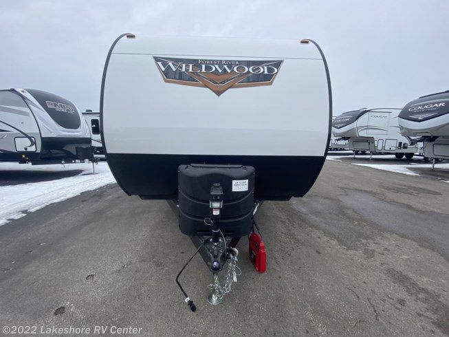 2021 Forest River Wildwood 30KQBSS - New Travel Trailer For Sale by Lakeshore RV Center in Muskegon, Michigan