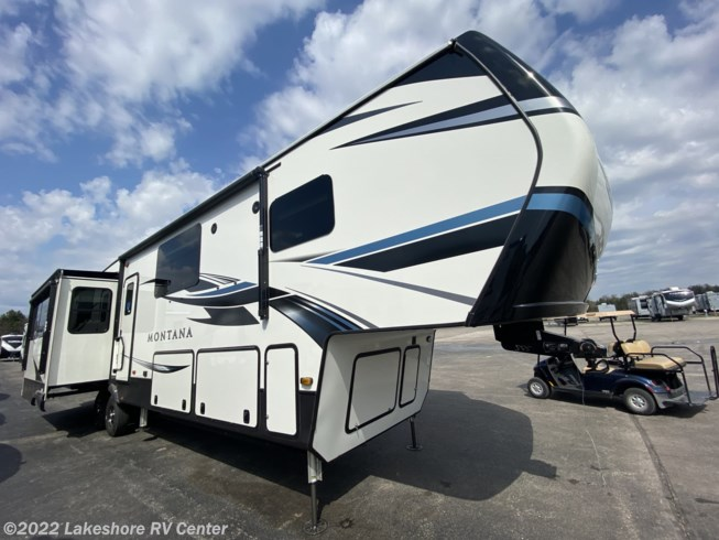 New 2021 Keystone Montana 3855BR available in Muskegon, Michigan