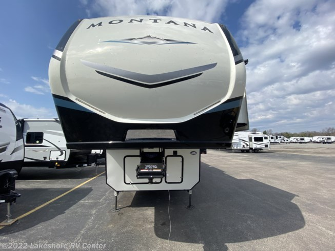 2021 Keystone Montana 3855BR - New Fifth Wheel For Sale by Lakeshore RV Center in Muskegon, Michigan