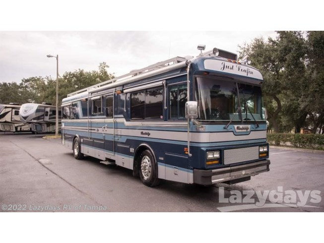 1990 Blue Bird Rv Wanderlodge M 36 For Sale In Seffner Fl