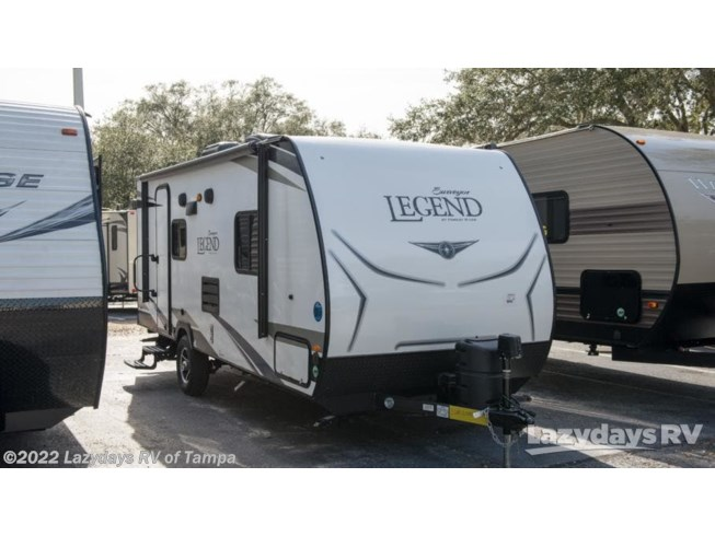 New 2019 Forest River Surveyor LE 19RBLE available in Seffner, Florida