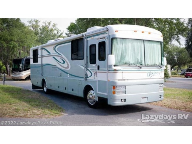1999 Fleetwood Rv Discovery 36t For Sale In Seffner Fl