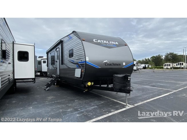New 2021 Coachmen Catalina Trail Blazer 28THS available in Seffner, Florida