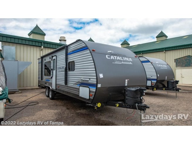 New 2021 Coachmen Catalina Trail Blazer 26TH available in Seffner, Florida