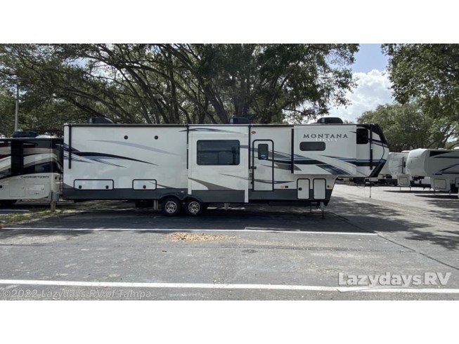 2021 Keystone Montana 3741FK - New Fifth Wheel For Sale by Lazydays RV of Tampa in Seffner, Florida
