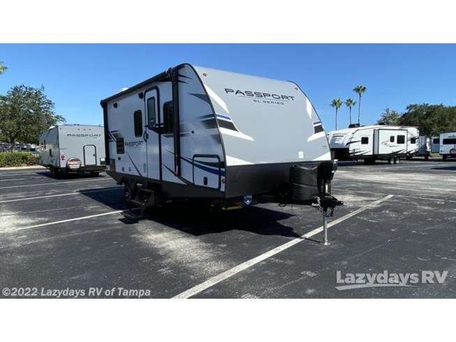 New 2021 Keystone Passport SL 292BH available in Seffner, Florida