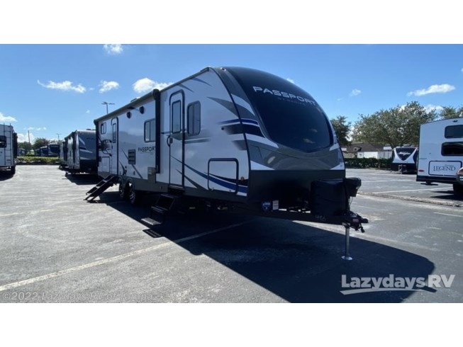 New 2021 Keystone Passport GT 2820BH available in Seffner, Florida