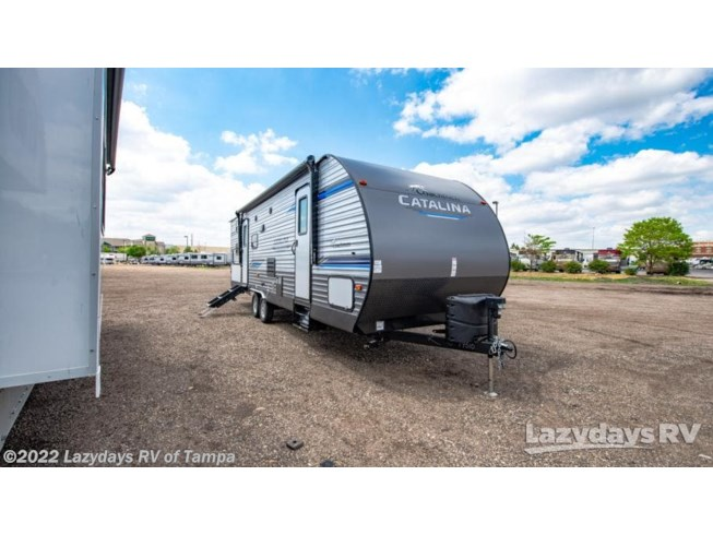 New 2021 Coachmen Catalina Legacy Edition 263BHSCK available in Seffner, Florida
