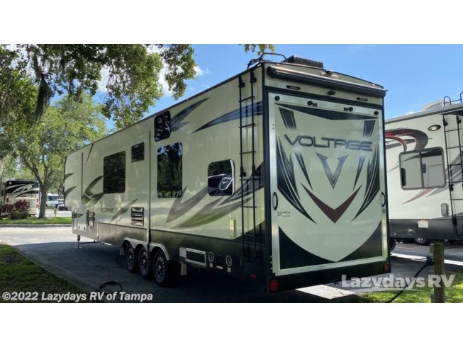 2017 Voltage V Series 4155 by Dutchmen from Lazydays RV of Tampa in Seffner, Florida