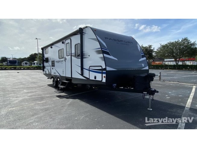 New 2021 Keystone Passport SL 240BH available in Seffner, Florida