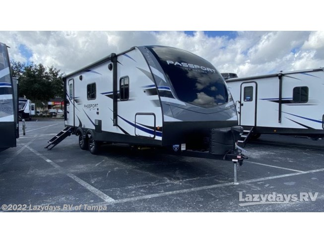 New 2021 Keystone Passport GT 229RK available in Seffner, Florida