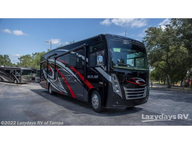 New 2021 Thor Motor Coach Outlaw 38MB available in Seffner, Florida