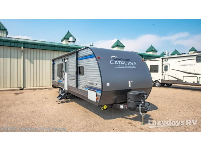 New 2021 Coachmen Catalina 261BHS available in Seffner, Florida