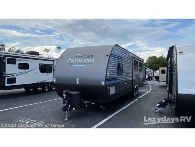 2020 Coachmen Catalina Legacy Edition 283RKS - Used Travel Trailer For Sale by Lazydays RV of Tampa in Seffner, Florida