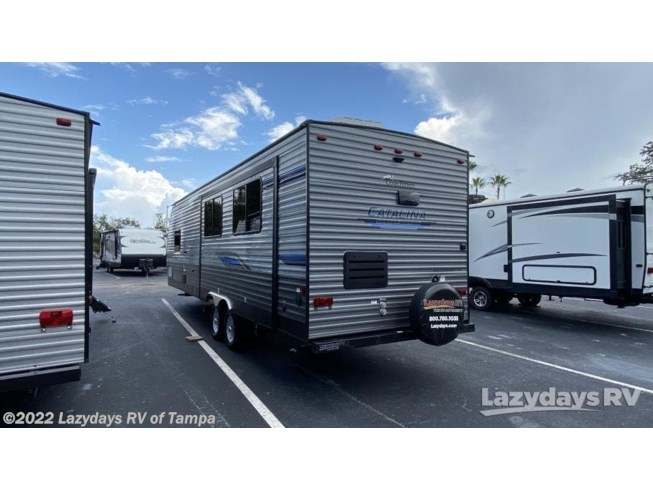 2020 Catalina Legacy Edition 283RKS by Coachmen from Lazydays RV of Tampa in Seffner, Florida