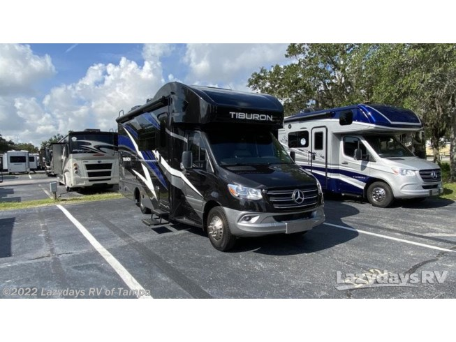 Used 2020 Thor Tiburon 24FB available in Seffner, Florida