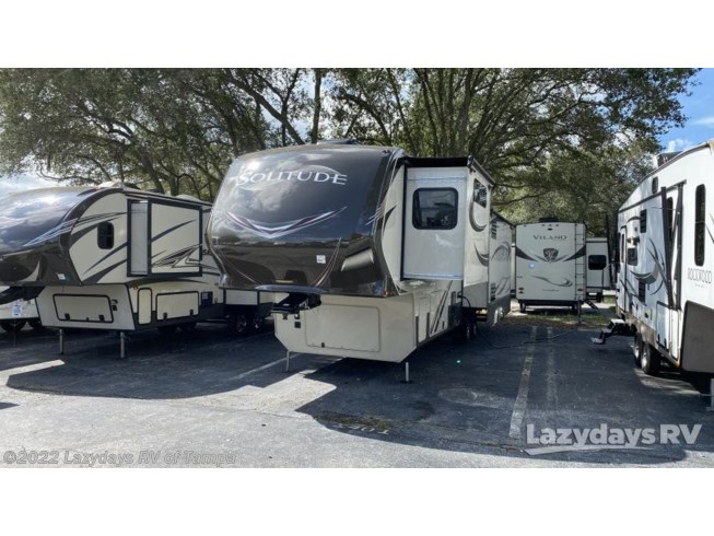 2015 Grand Design Solitude 369RL - Used Fifth Wheel For Sale by Lazydays RV of Tampa in Seffner, Florida