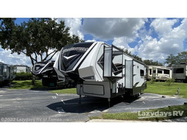 2021 Grand Design Momentum 395M - New Fifth Wheel For Sale by Lazydays RV of Tampa in Seffner, Florida