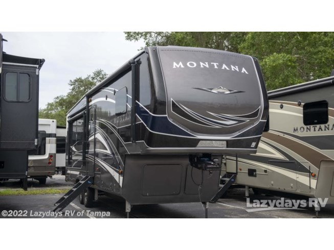 New 2021 Keystone Montana 3121RL available in Seffner, Florida