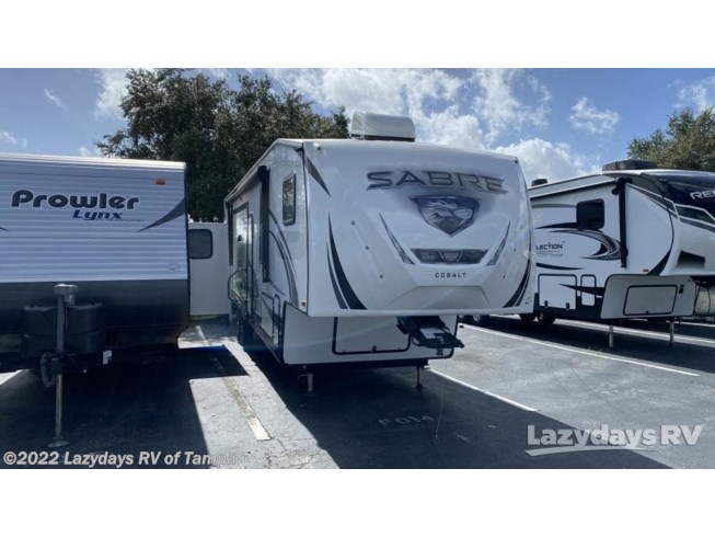 Used 2020 Forest River Sabre 38DBQ available in Seffner, Florida