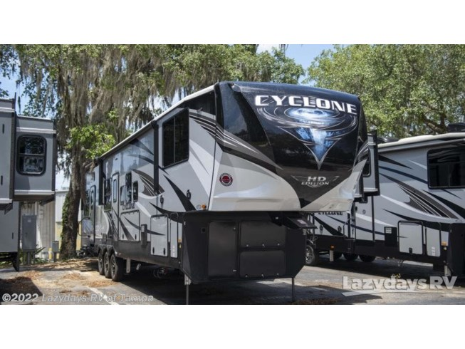 New 2021 Heartland Cyclone 4006 available in Seffner, Florida