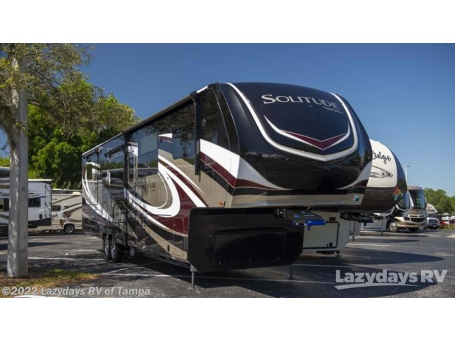New 2021 Grand Design Solitude 390RK-R available in Seffner, Florida