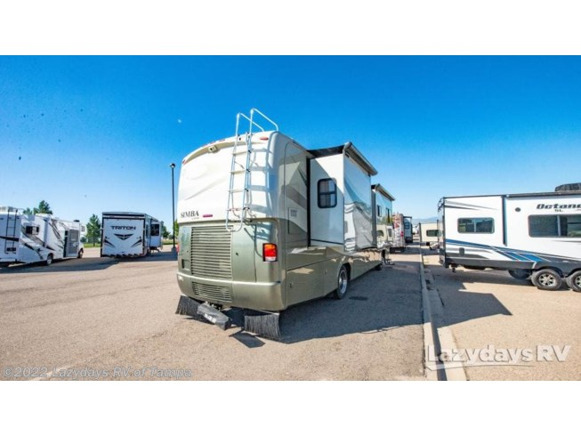2008 Safari Simba 37PDQ - Used Class A For Sale by Lazydays RV of Tampa in Seffner, Florida