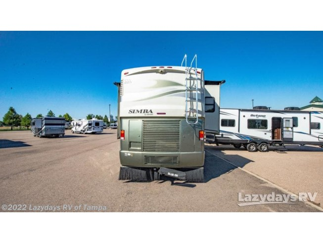 2008 Simba 37PDQ by Safari from Lazydays RV of Tampa in Seffner, Florida