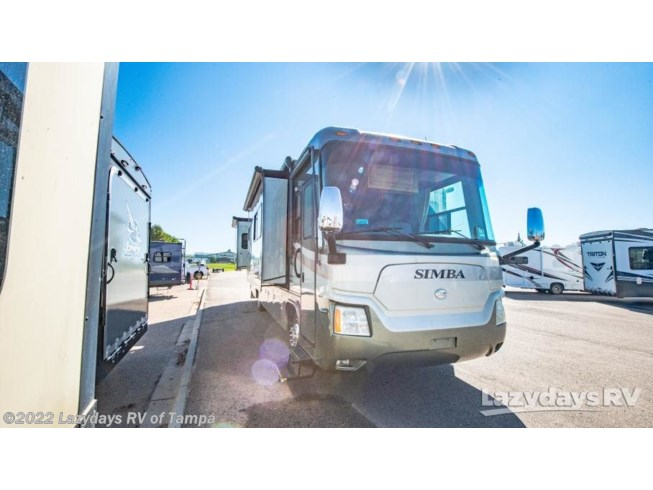 Used 2008 Safari Simba 37PDQ available in Seffner, Florida